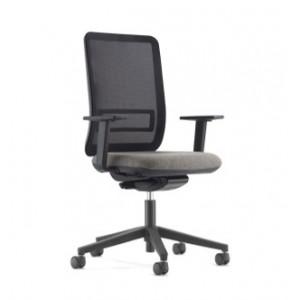 Scaun de birou ergonomic Tehno Negru Antares