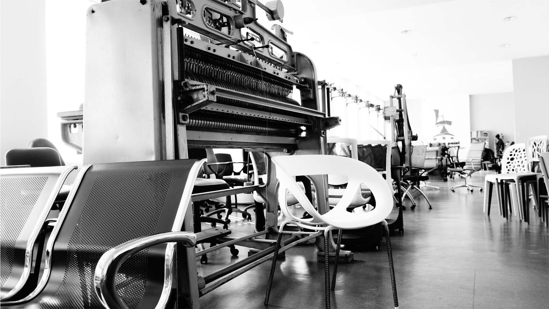 Showroom Fabrica de Scaune Ergonomice Cluj Antares