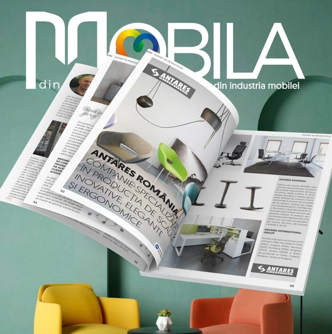 Antares Romania - Revista Mobila