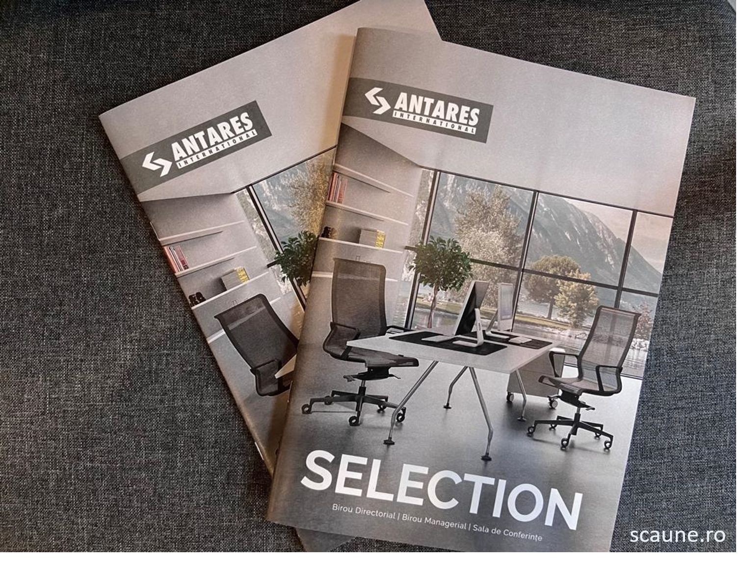 Catalog Selection by Antares