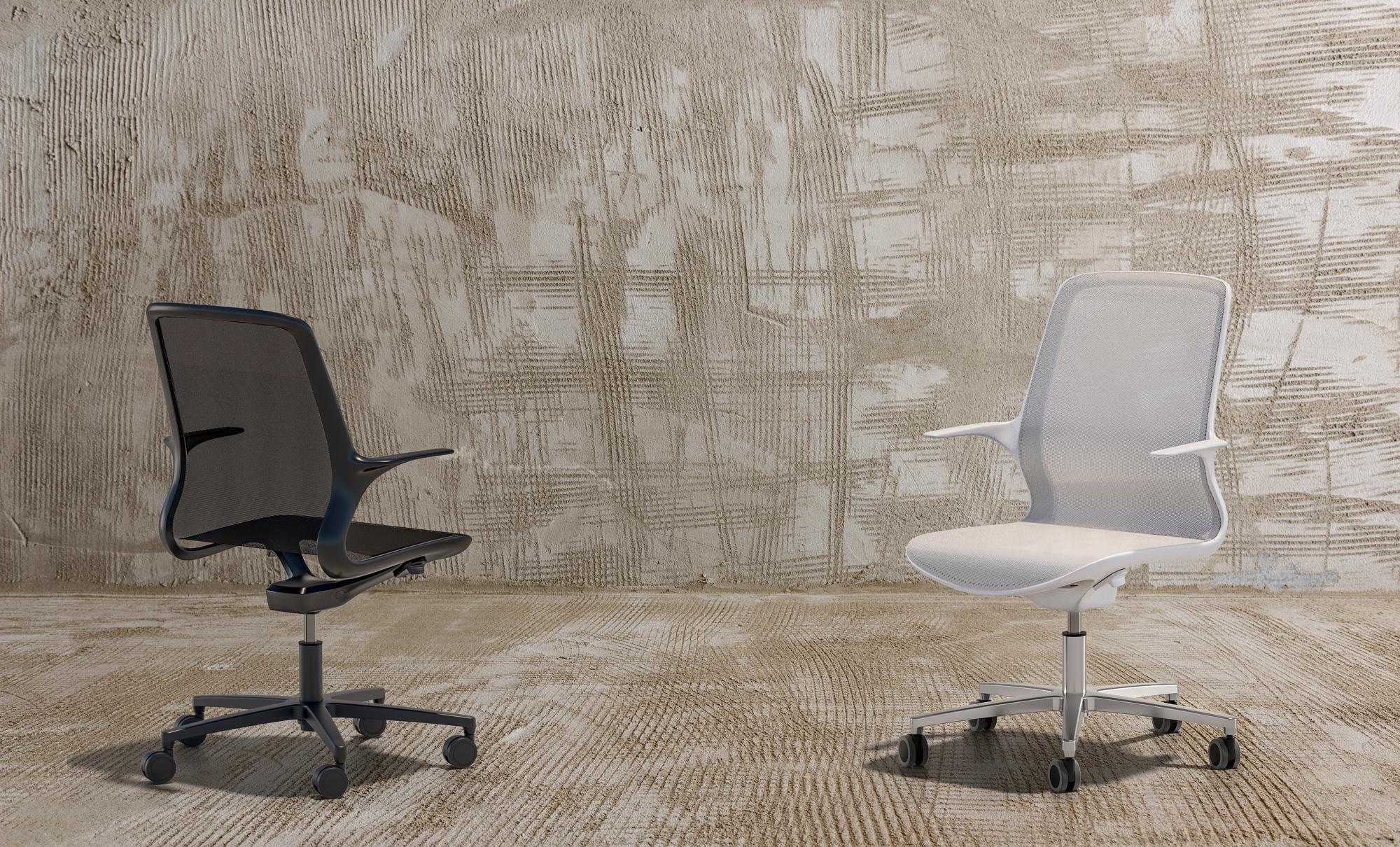 scaun de birou ovidio minimalist