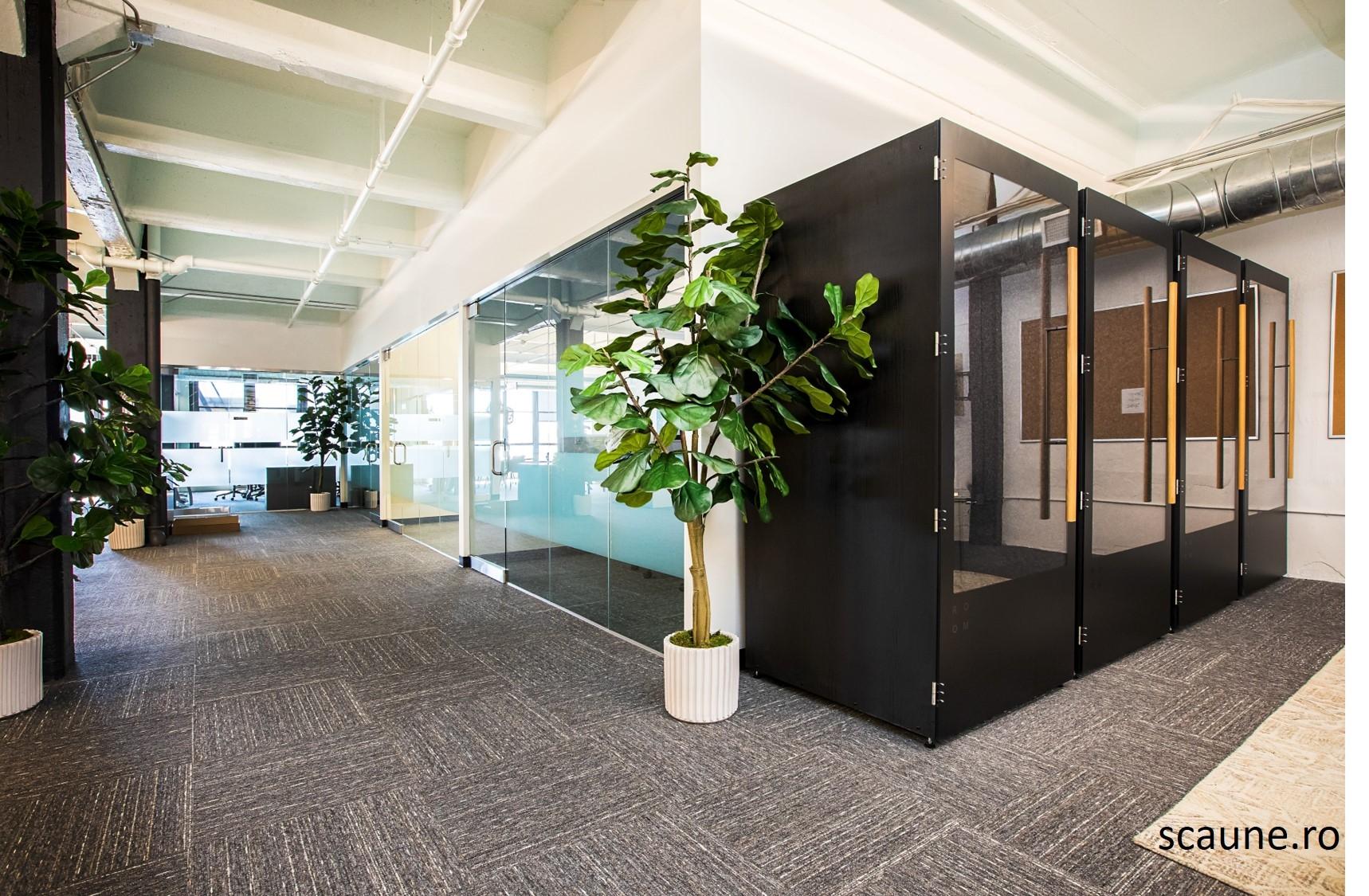 Amenajare birou modern