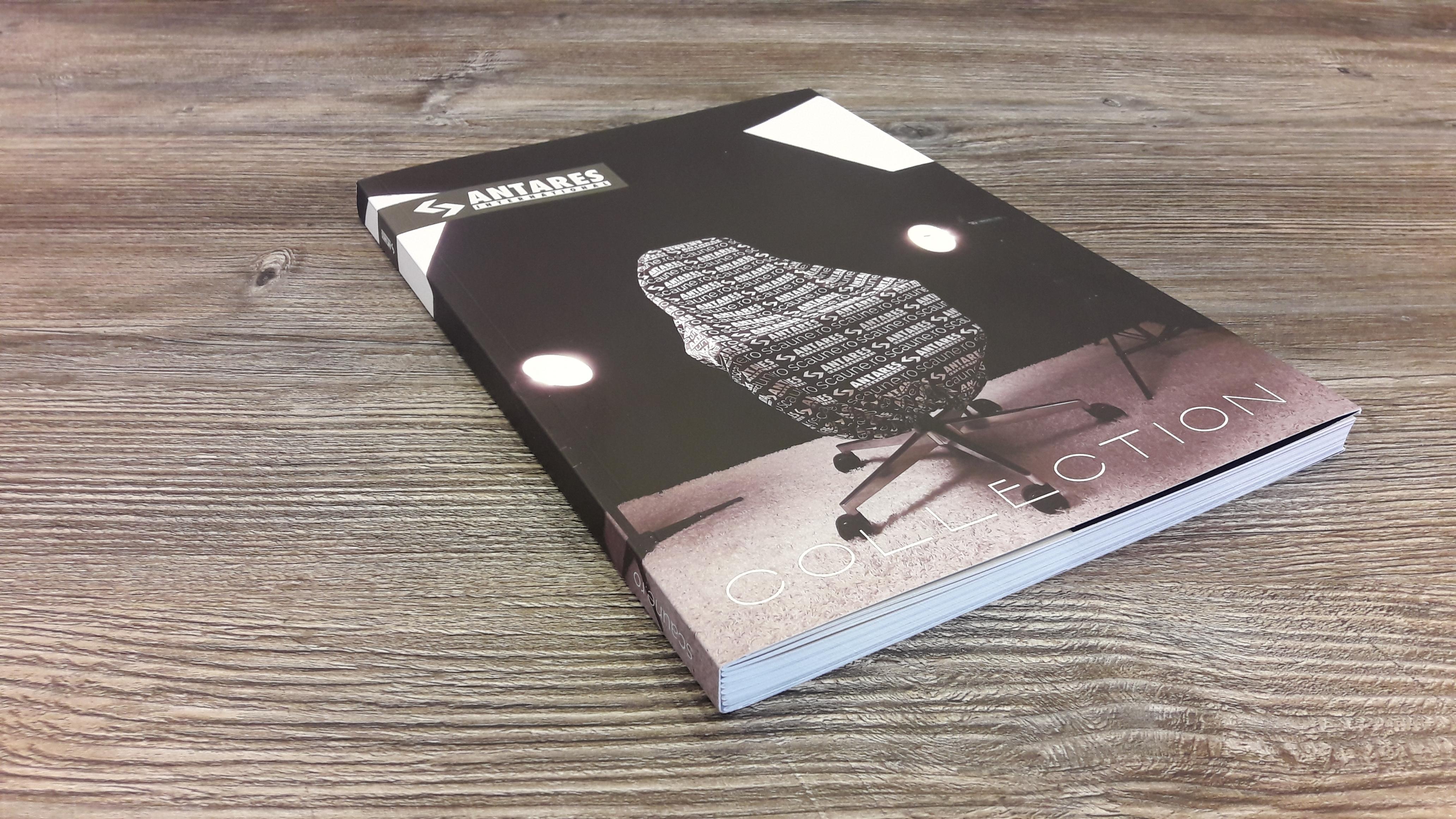 Fotografie catalog scaune de birou Antares