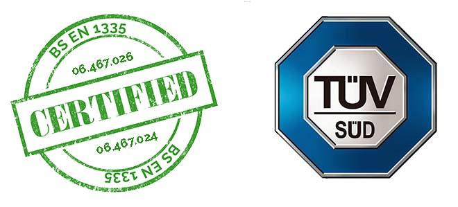 certificat 1335 scaune