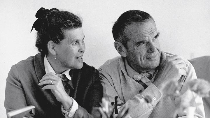 Charles si Ray Eames