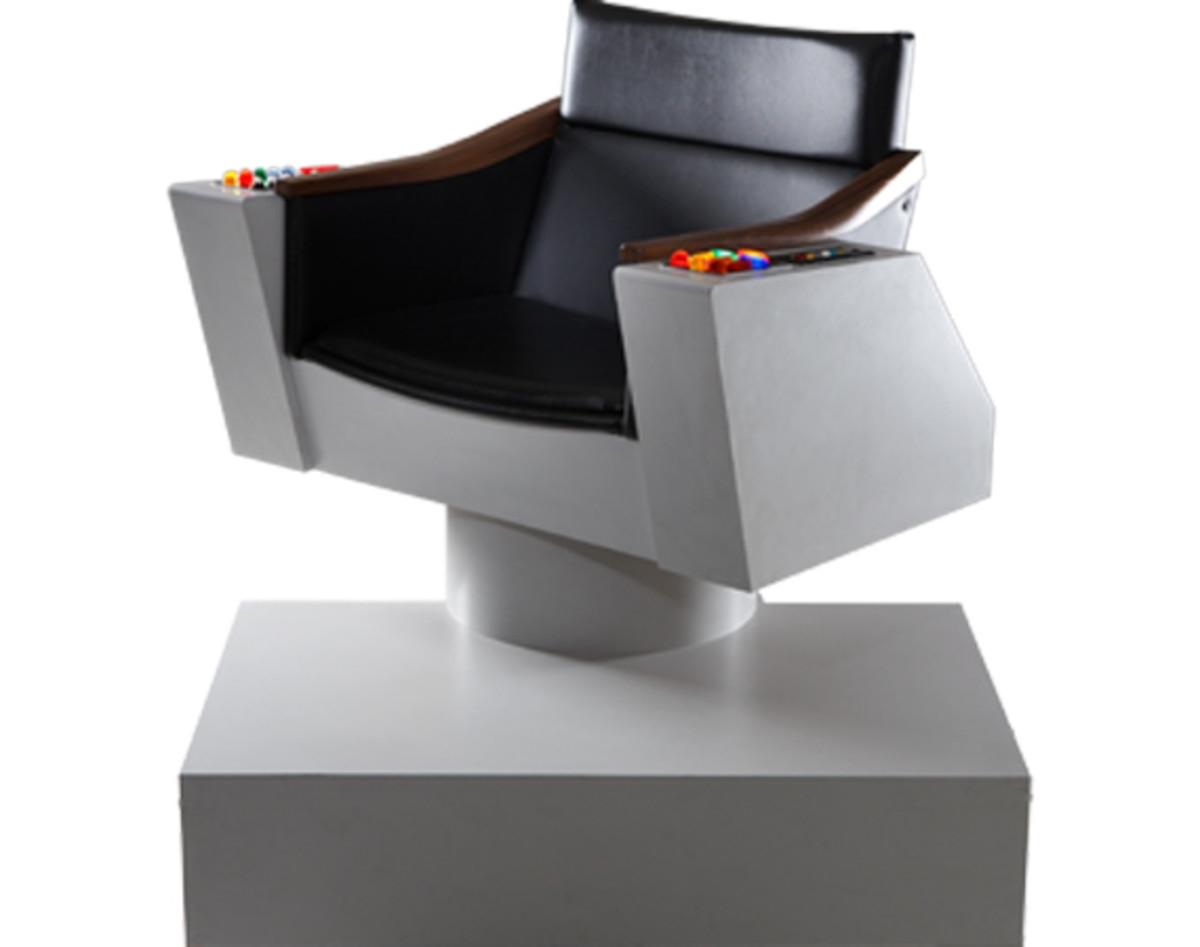 Command chair - Star Trek