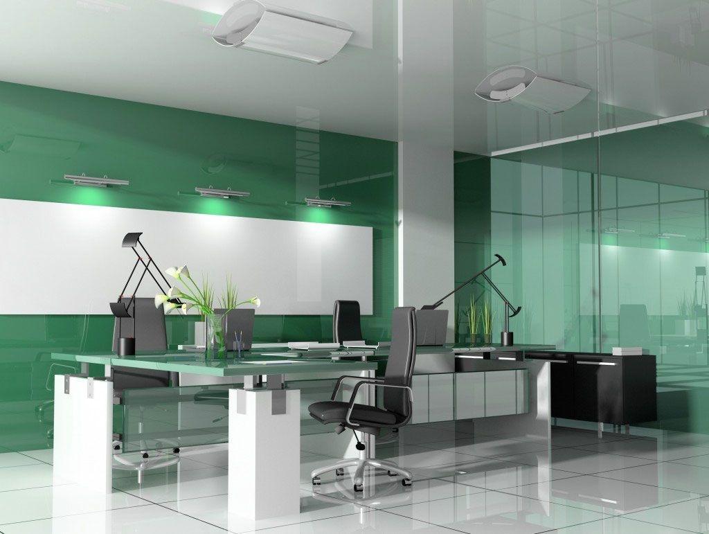 Birou verde