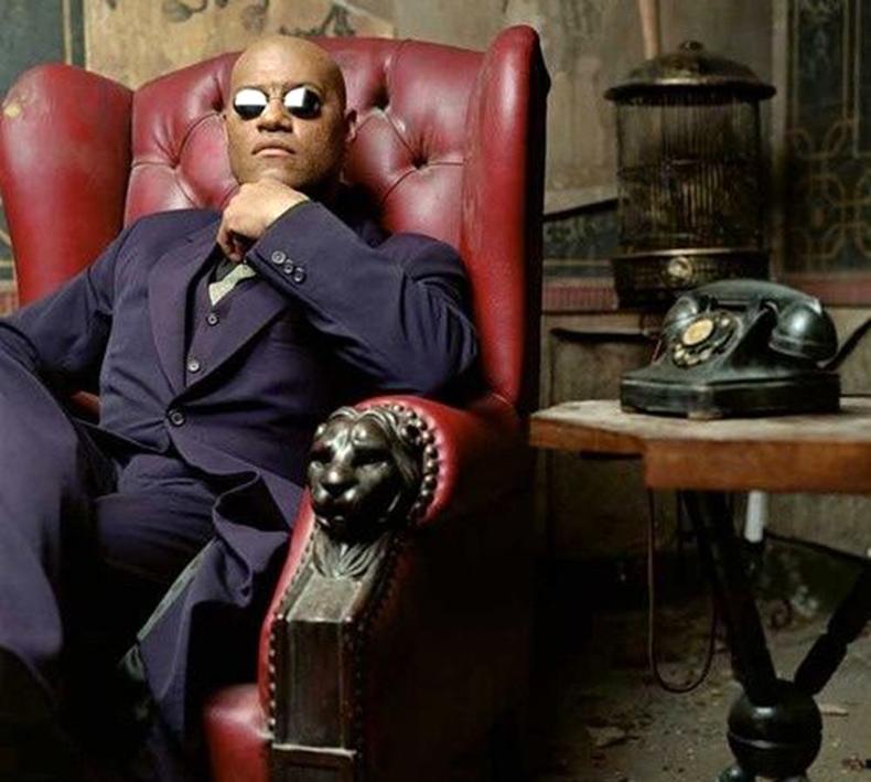 Wingback chair - The Matrix